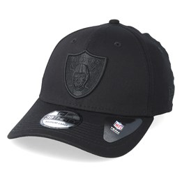 New Era Oakland Raiders 39Thirty Black On Black Flexfit - New Era CA   42.99. New Era Detroit Tigers Stretch Snap 9Fifty Black White Snapback- ... 82e6c58a16