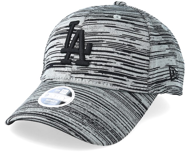 Los Angeles Dodgers Womens Engineered Fit 9Forty Grey Black Adjustable - New  Era caps - Hatstoreaustralia.com 11b92711621d