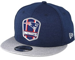 New England Patriots 9Fifty On Field Blue Snapback - New Era
