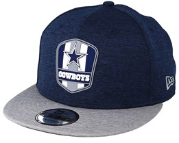 Dallas Cowboys 9Fifty On Field Navy/Grey Snapback - New Era
