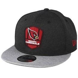 9e481e548 Arizona Cardinals 9Fifty On Field Black/Grey Snapback - New Era