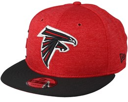 Atlanta Falcons 9Fifty On Field Red/Black Snapback - New Era