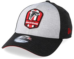 Atlanta Falcons 39Thirty On Field Grey/Black Flexfit - New Era