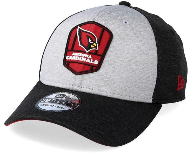 best service bede8 909b1 Arizona Cardinals 39Thirty On Field Grey Black Flexfit - New Era caps -  Hatstoreaustralia.com