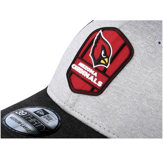 low priced 55489 4d5ba Arizona Cardinals 39Thirty On Field Grey Black Flexfit - New Era caps -  Hatstoreworld.com