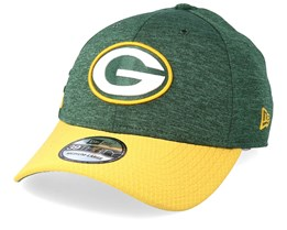 Green Bay Packers 39Thirty On Field Green/Yellow Flexfit - New Era