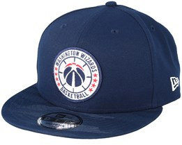 Washington Wizards Tipoff Series 9Fifty Navy Snapback - New Era