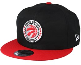 Toronto Raptors Tipoff Series 9Fifty Camo Black Snapback - New Era