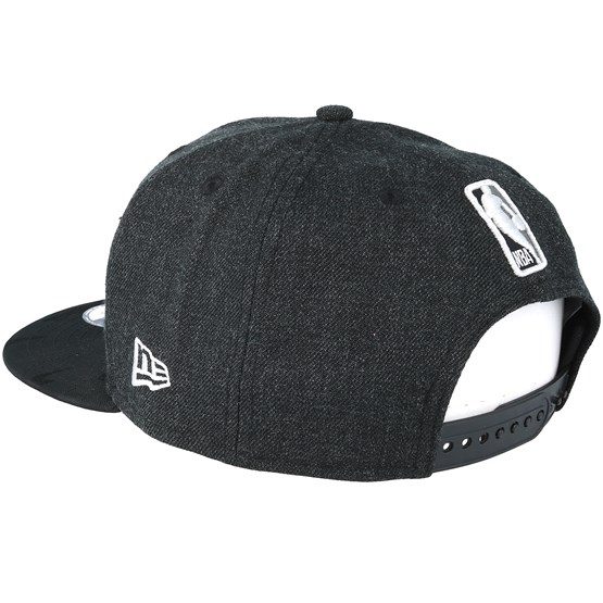 bcf529b728d Sacramento Kings Tipoff Series 9Fifty Heather Black Snapback - New Era caps  - Hatstoreworld.com