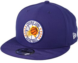 Phoenix Suns Tipoff Series 9Fifty Purple Snapback - New Era