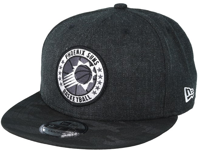 Phoenix Suns Tipoff Series 9Fifty Heather Black Snapback - New Era - Start  Boné - Hatstore 58517e010ed