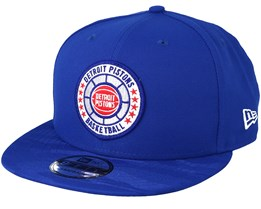Detroit Pistons Tipoff Series 9Fifty Blue Snapback - New Era