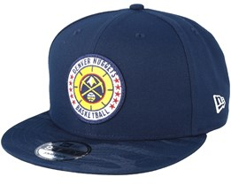 Denver Nuggets Tipoff Series 9Fifty Navy Snapback - New Era