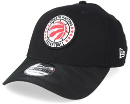 Toronto Raptors Tipoff Series 39Thirty Black Flexfit - New Era