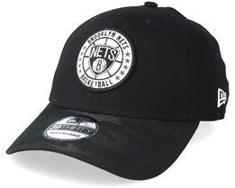 Brooklyn Nets Tipoff Series 39Thirty Black Flexfit - New Era