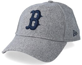 Detroit Tigers Winter Utility Melton 9Forty Gray/Navy Adjustable - New Era