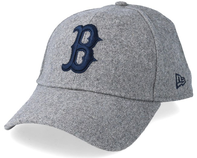 new style 137a2 68bad Detroit Tigers Winter Utility Melton 9Forty Gray Navy Adjustable - New Era