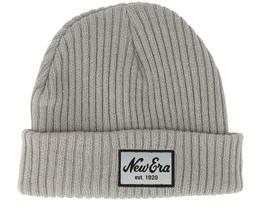 Winter Utility Short/Long Grå Beanie - New Era