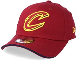 Cleveland Cavaliers Team 39Thirty Burgundy Flexfit - New Era
