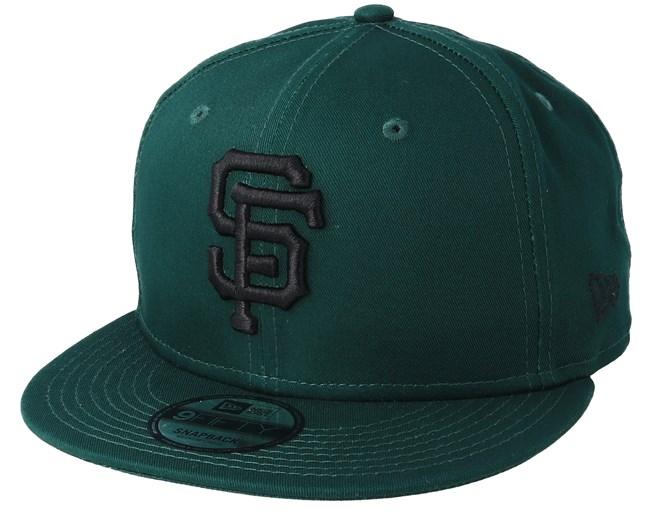 0fcec6d30a2da San Francisco Giants League Essential 9Fifty Green Snapback - New Era caps  - Hatstoreaustralia.com