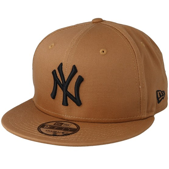 New York Yankees League Essential 9fifty Camel Black