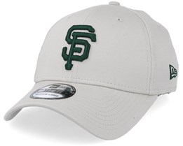 San Francisco Giants League Essential 39Thirty White/Green Flexfit - New Era