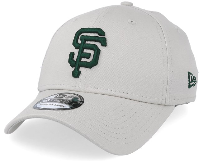new styles 11c82 05eeb San Francisco Giants League Essential 39Thirty White Green Flexfit - New  Era cap - Hatstore.co.in