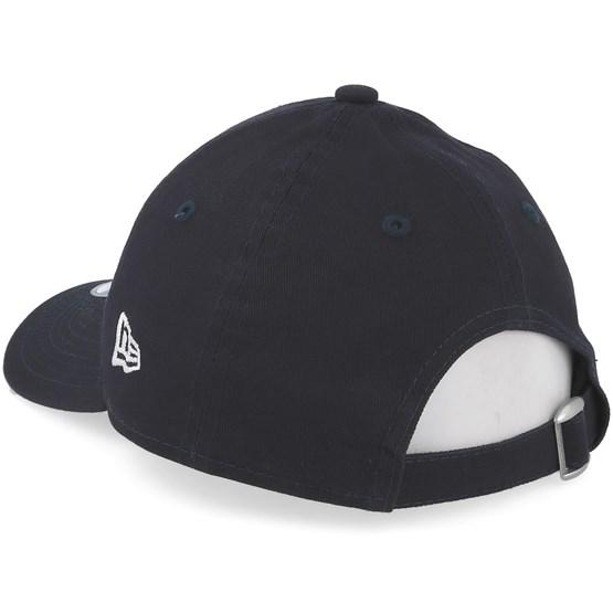 f870d3047d9 Kids Atlanta Braves League Essential 9Forty Navy White Adjustable - New Era  cap - Hatstore.co.in