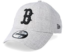 Boston Red Sox 9Forty Essential Heather Grey Adjustable - New Era