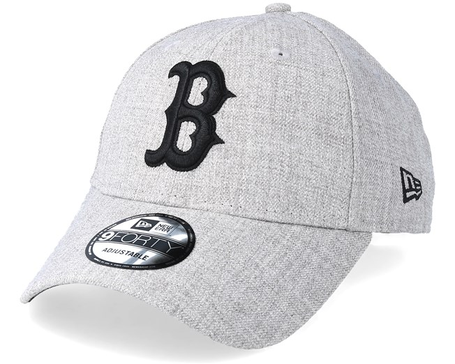 Boston Red Sox 9Forty Essential Heather Grey Adjustable - New Era - Start  Gorra - Hatstore 41ec3bae044