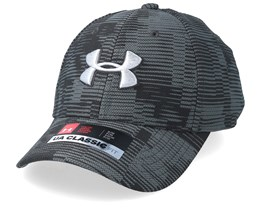 Kids Boy´s Printed Blitzing 3.0 Stealth Grey Flexfit - Under Armour