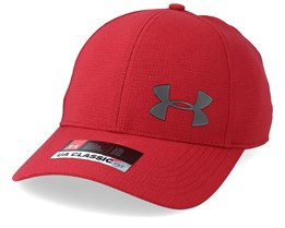 Men´s Av Core Cap 2.0 Aruba Red Flexfit - Under Armour