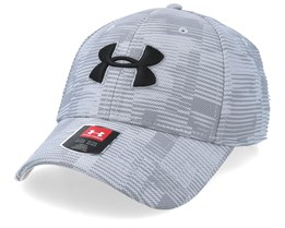 85ec0ae3e09dc Men´s Printed Blitzing 3.0 Grey Black Flexfit - Under Armour