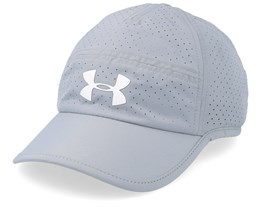 Women´s Golf Driver Cap Grey/White Adjustable - Under Armour