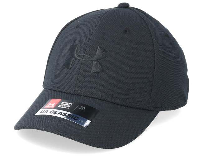 5f66379a612 Women´s Blitzing Black Flexfit - Under Armour caps