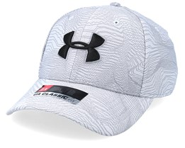 Men's Printed Blitzing 3.0 Stealth Gray Flexfit - Under Armour