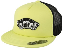 Kids Classic Patch Sunny Lime Trucker - Vans