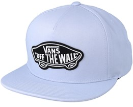 Classic Patch Heather Snapback - Vans