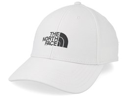 66 Classic Hat Vintage White/Asphalt Adjustable - The North Face