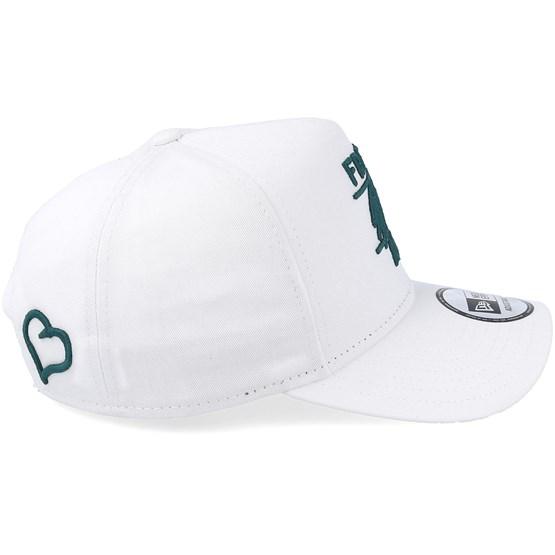 A Frame Cotton Twill White Adjustable - Fresh Ego Kid - Start Gorra -  Hatstore a99cee9d7af