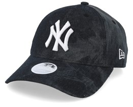 New York Yankees Women Tie Dye 9Forty Black/White Adjustabel - New Era