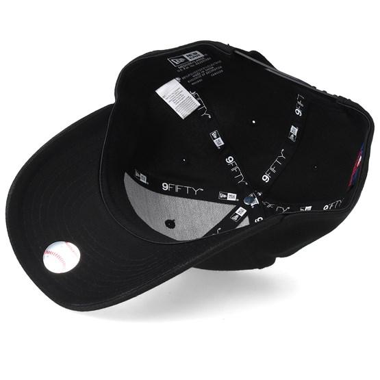 062c33662 New York Yankees Stretch Snap 9Fifty Black/White Snapback- New Era