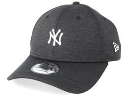 New York Yankees 9Forty Shadow Tech Black Adjustable - New Era
