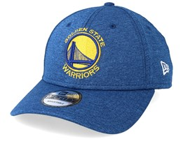 Golden State Warriors 9Forty Shadow Tech Blue Adjustable - New Era