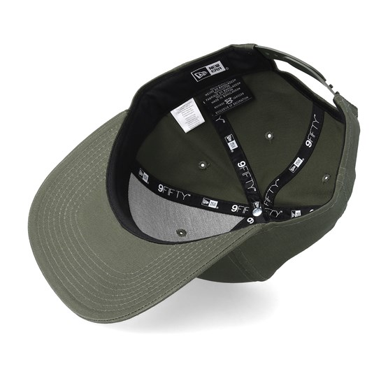 new concept 36a25 4296a Essential 9Fifty Stretch Dark Green Snapback - New Era caps -  Hatstorecanada.com