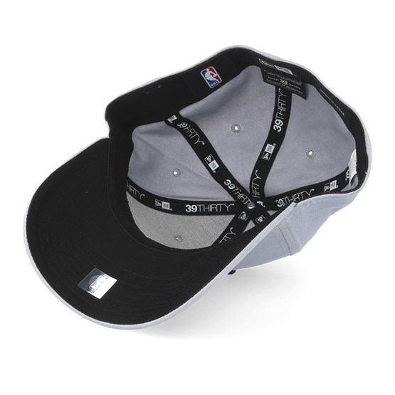 Chicago Lighting Stores: Chicago Bulls Team 39Thirty Light Grey Fitted