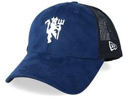 Manchester United Mesh Devil 9Forty Navy/Black Trucker - New Era