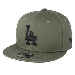 official photos 02adf ca3ed Kids Los Angeles Dodgers League Essential 9Fifty Dark Green Black Snapback  - New Era caps - Hatstoreworld.com