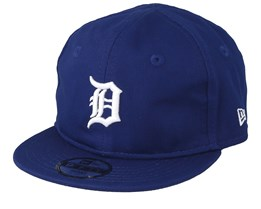 Kids Detroit Tigers Infant League Essential 9Forty Navy/White Snapback - New Era