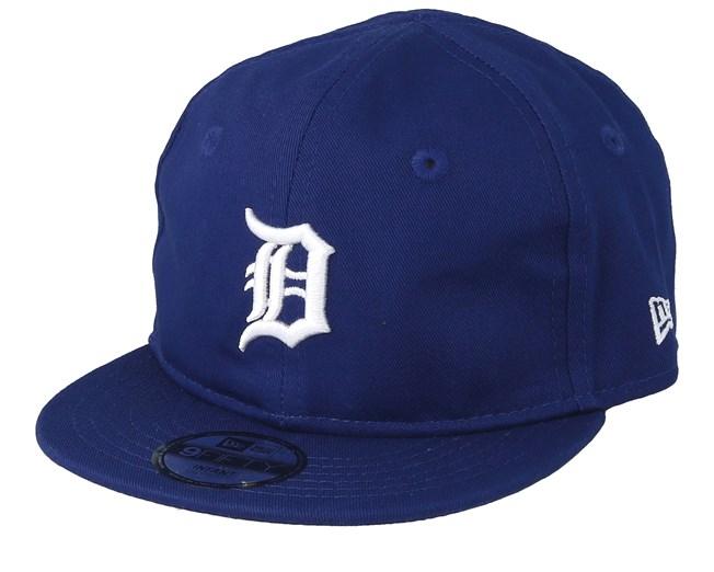 hot sale online bd85e 4b602 Kids Detroit Tigers Infant League Essential 9Forty Navy White Snapback - New  Era caps - Hatstoreaustralia.com